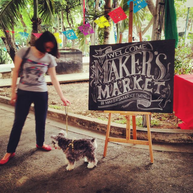 maker's market our story