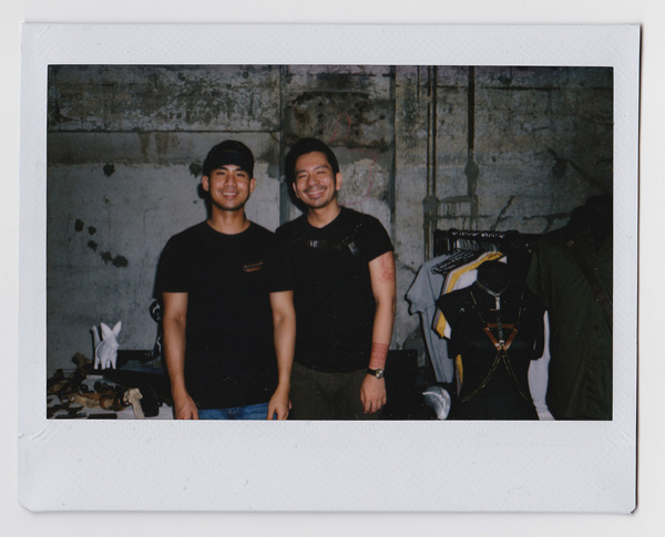Meet the guys behind Wolfe + Huntr & Shapeshifter--Erick and Mikey.
