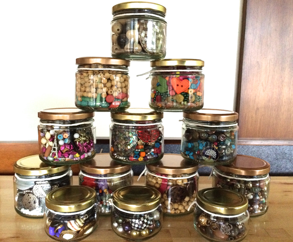 Habibi Gift Shop's Bead Buffet is a gift of creativity!