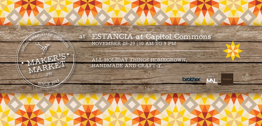 maker's market at Estancia Q4 FB event cover page 72-01